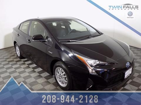 2017 Toyota Prius for sale in Twin Falls, ID