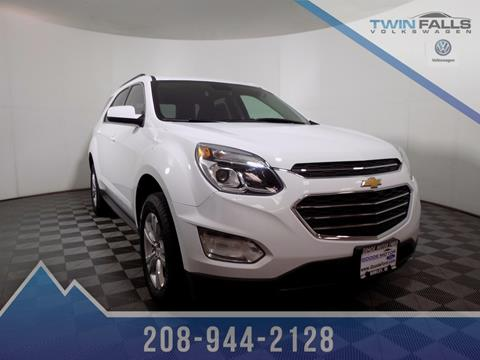 2016 Chevrolet Equinox for sale in Twin Falls, ID