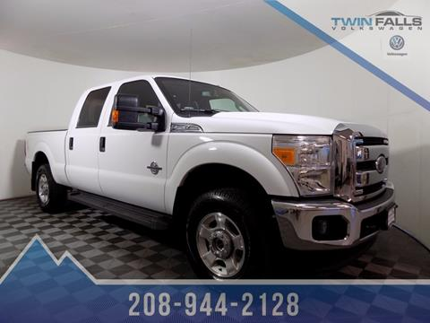 2016 Ford F-250 Super Duty for sale in Twin Falls, ID
