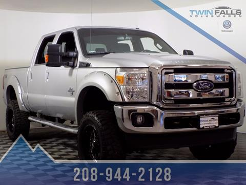 Ford f 250 for sale in twin falls id for Goode motor volkswagen mazda twin falls id