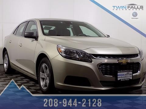 2014 Chevrolet Malibu for sale in Twin Falls, ID