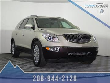 2012 Buick Enclave for sale in Twin Falls, ID