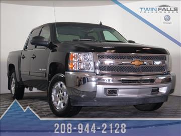 2012 Chevrolet Silverado 1500 for sale in Twin Falls, ID