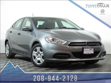 2013 Dodge Dart for sale in Twin Falls, ID