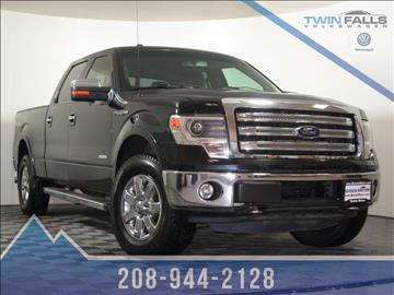 2013 Ford F-150 for sale in Twin Falls, ID