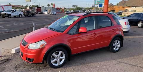 2007 Suzuki SX4 Crossover for sale in Phoenix, AZ