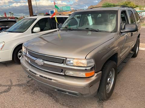 2000 Chevrolet Tahoe for sale in Phoenix, AZ