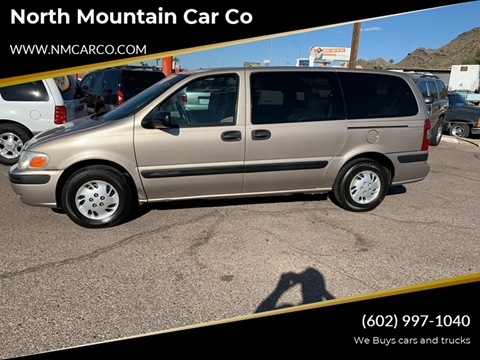 2002 Chevrolet Venture for sale in Phoenix, AZ