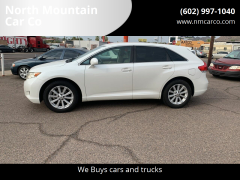 2010 Toyota Venza for sale at North Mountain Car Co in Phoenix AZ