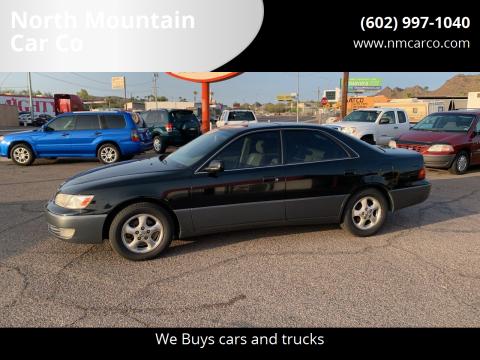 1997 Lexus ES 300 for sale at North Mountain Car Co in Phoenix AZ