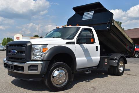 2013 Ford F-450 Super Duty for sale in Fairfield, OH