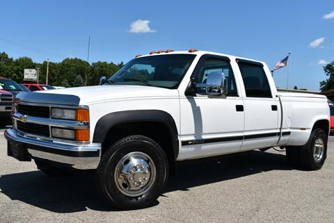 2000 Chevrolet C/K 3500 Series for sale in Fairfield, OH