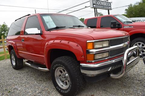 1995 Chevrolet Tahoe for sale in Fairfield, OH