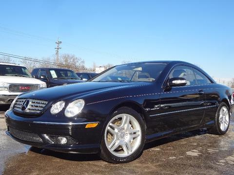 2005 Mercedes-Benz CL-Class for sale in Fairfield, OH