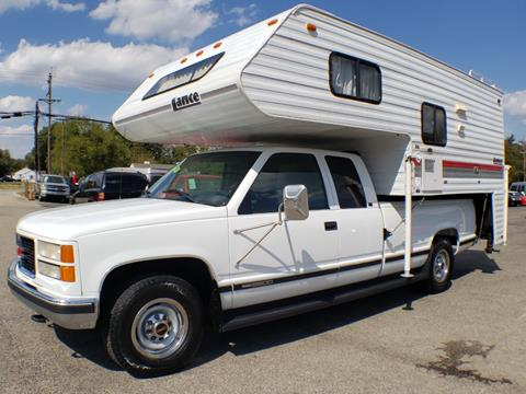 1996 GMC Sierra 2500 for sale in Fairfield, OH