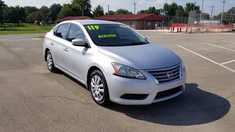 2013 Nissan Sentra for sale in Dewey, OK