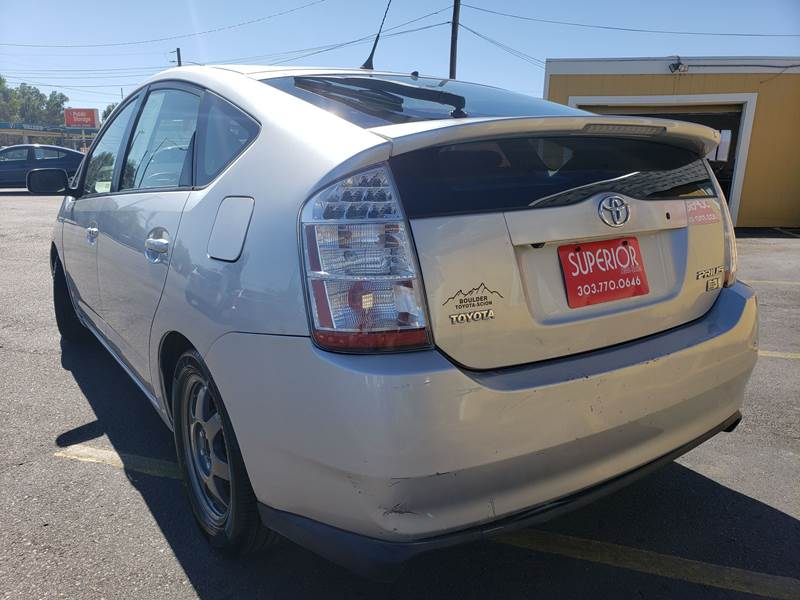 2007 Toyota Prius Touring 4dr Hatchback In Wheat Ridge CO Superior
