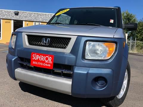 2005 Honda Element for sale in Wheat Ridge, CO