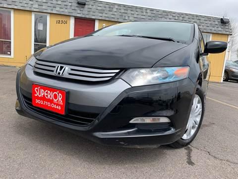 2010 Honda Insight for sale in Wheat Ridge, CO