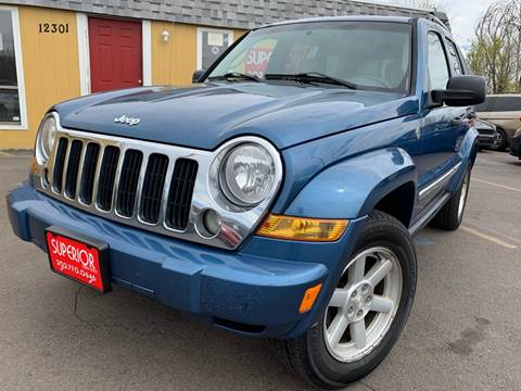 2005 Jeep Liberty for sale in Wheat Ridge, CO
