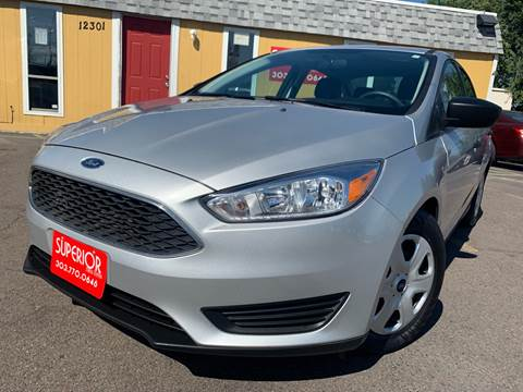 2018 Ford Focus for sale in Wheat Ridge, CO