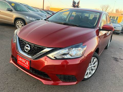 2017 Nissan Sentra for sale in Wheat Ridge, CO