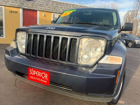 2008 Jeep Liberty for sale in Wheat Ridge, CO