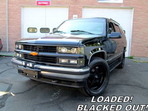 1996 Chevrolet Tahoe for sale in West Haven, CT