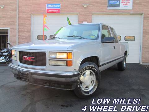 1996 GMC Sierra 1500 for sale in West Haven, CT