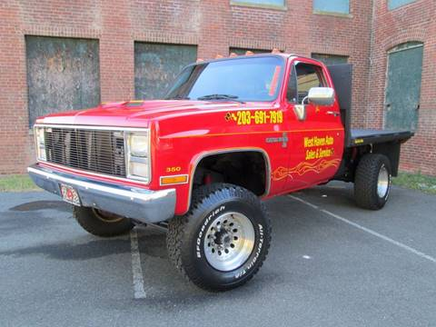 1986 Chevrolet C/K 20 Series for sale in West Haven, CT