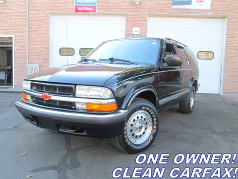 2000 Chevrolet Blazer for sale in West Haven, CT