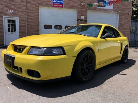 Used Ford Mustang Svt Cobra For Sale Carsforsale Com