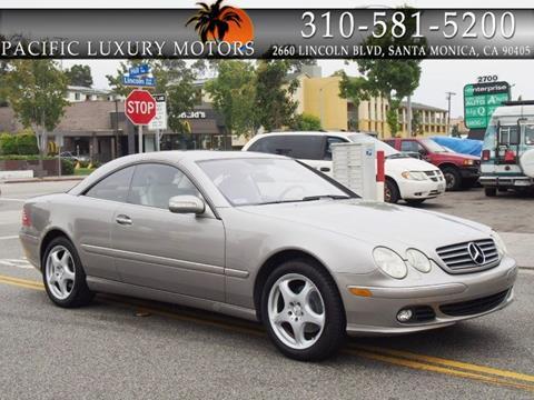 2004 Mercedes-Benz CL-Class for sale in Santa Monica, CA
