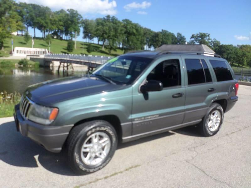 2002 Jeep Grand Cherokee 4dr Laredo 4WD SUV   Mayville WI