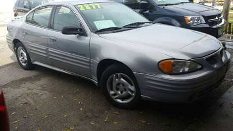 2000 Pontiac Grand Am for sale in Mayville, WI