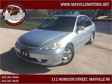 2004 Honda Civic for sale in Mayville, WI