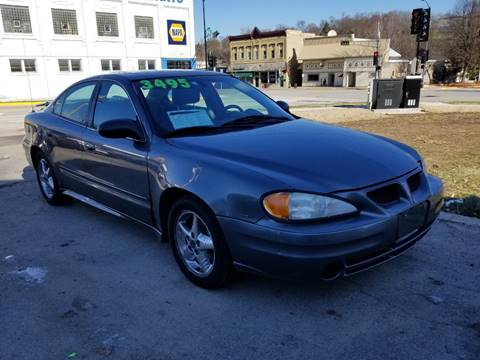 2004 Pontiac Grand Am for sale in Mayville, WI