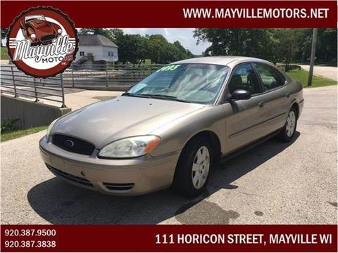 2004 Ford Taurus for sale in Mayville, WI