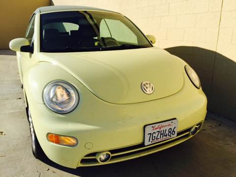 2005 Volkswagen New Beetle for sale at Auto Zoom 916 in Rancho Cordova CA