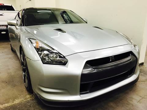 2009 Nissan GT-R for sale at Auto Zoom 916 in Rancho Cordova CA