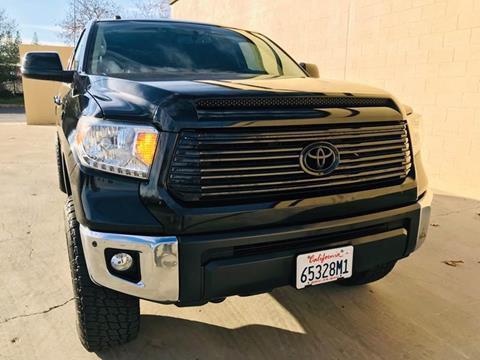 2014 Toyota Tundra for sale at Auto Zoom 916 in Rancho Cordova CA