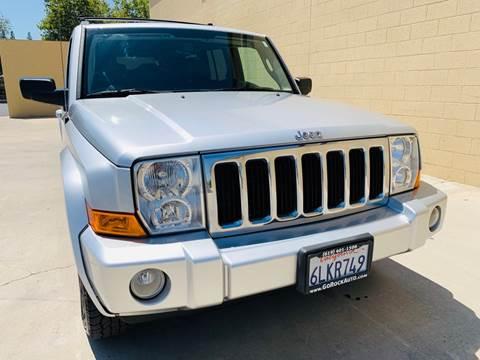 2010 Jeep Commander for sale in Rancho Cordova, CA