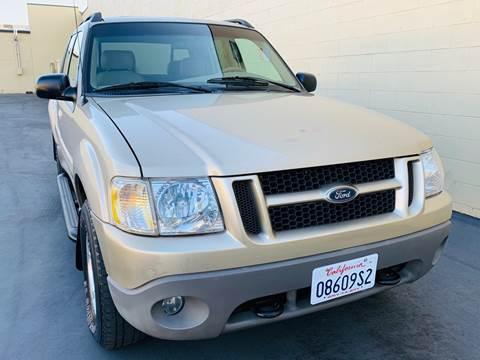 2001 Ford Explorer Sport Trac for sale in Rancho Cordova, CA
