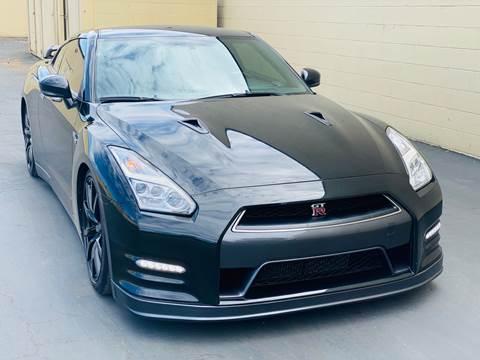 2015 Nissan GT-R for sale at Auto Zoom 916 in Rancho Cordova CA