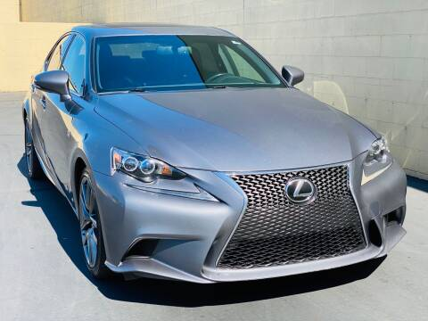 2014 Lexus IS 250 for sale at Auto Zoom 916 in Rancho Cordova CA
