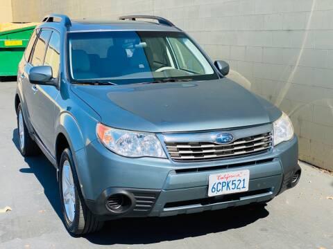2009 Subaru Forester for sale at Auto Zoom 916 in Rancho Cordova CA
