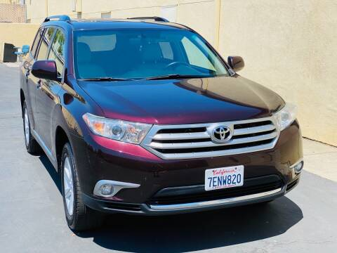 2011 Toyota Highlander for sale at Auto Zoom 916 in Rancho Cordova CA