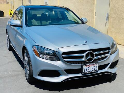 2015 Mercedes-Benz C-Class for sale at Auto Zoom 916 in Rancho Cordova CA