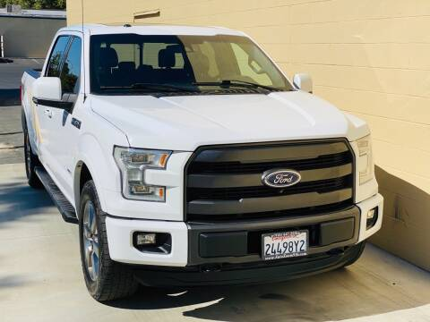 2015 Ford F-150 for sale at Auto Zoom 916 in Rancho Cordova CA
