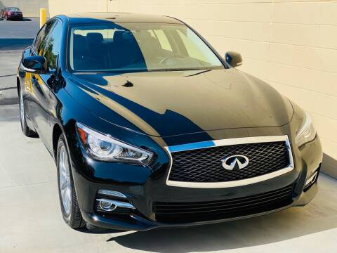 2017 Infiniti Q50 for sale at Auto Zoom 916 in Rancho Cordova CA